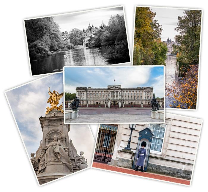 Londres - Buckingham